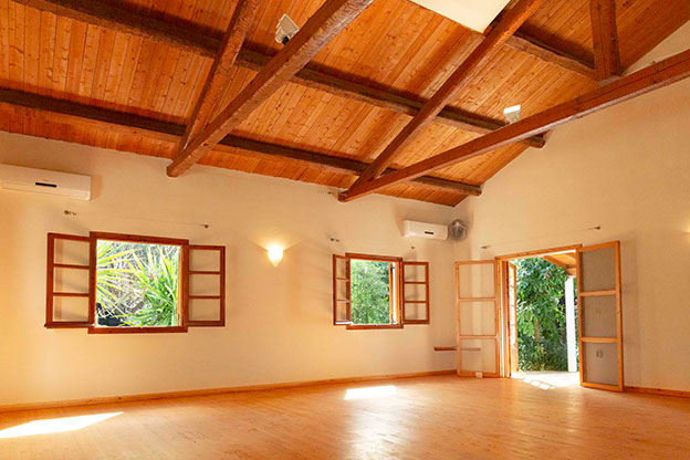 Yoga und Meditationsraum - Liana Apartments